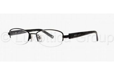 Anne Klein AK9125 Single Vision Prescription Eyeglasses 490-5217 - Black Frame