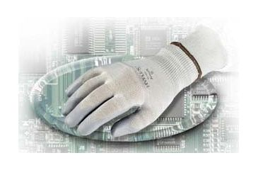 Ansell Healthcare HyFlex Static Control Gloves, Ansell 205589