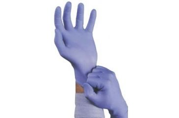 Ansell Healthcare TNT Blue Disposable Nitrile Gloves, Ansell 565718