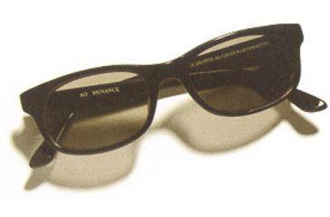 AO Menace Color Generation Sunglasses with Neutral Green Lens
