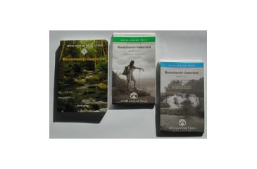 App Trail Guide Set 3 Ma/ct, A.t.c., Publisher - Ap Trail Conservancy