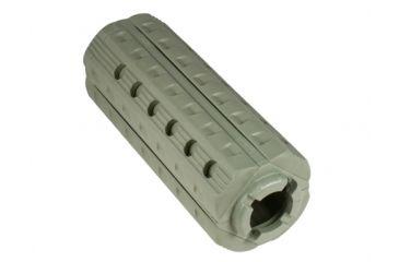 MFT AR15/M16 4 Sided Rail - Polymer - M-4 Carbine, Foliage Green M44SFG