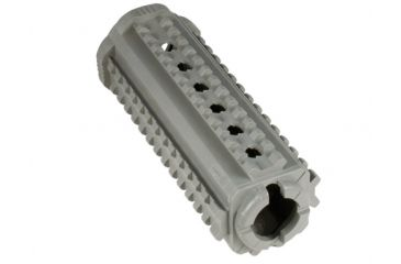 MFT AR15/M16 4 Sided Rail - Polymer - M-4 Carbine, Gray M44SGY