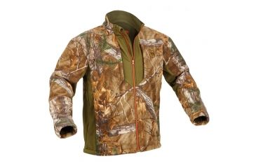 11c13b3e9dc6e Arctic Shield Heat Echo Fleece Jacket, Realtree Xtra, XL 530600-802-050