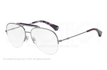 Armani EA1020 Bifocal Prescription Eyeglasses 3010-55 - Gunmetal Frame