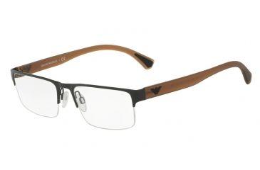 f3d27d90d59 Armani EA1050 Eyeglass Frames 3014-55 - Black Frame