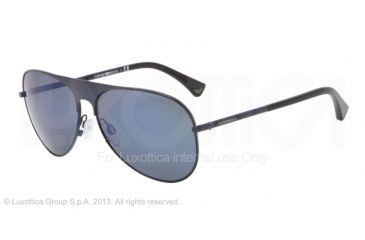 Armani EA2003 Bifocal Prescription Sunglasses EA2003-301996-59 - Lens Diameter 59 mm, Frame Color Blue