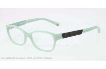 Armani EA3004F Eyeglass Frames 5085-52 - Aqua Green Opal Frame