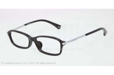 Armani EA3006F Bifocal Prescription Eyeglasses 5017-53 - Black Frame