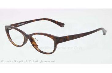 Armani EA3008F Bifocal Prescription Eyeglasses 5026-53 - Dark Havana Frame