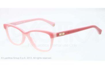 pink glasses frames armani ea3015f eyeglass frames