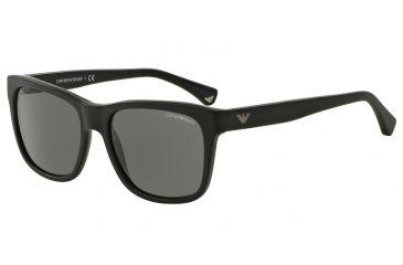 eed882d3717 Armani EA4041 Sunglasses 504287-56 - Matte Black Frame
