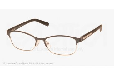 Armani Exchange AX1010 Eyeglass Frames 6051-53 - Satin Alpine Green/satin Slv Frame
