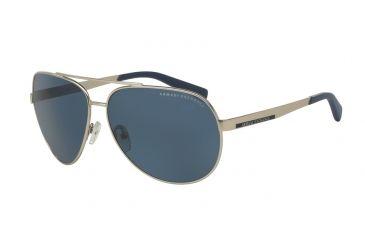 d53bfaee0b6 Armani Exchange AX2017S Sunglasses 602080-64 - Matte Silver Frame