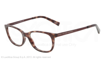 Armani Exchange AX3005 Bifocal Prescription Eyeglasses 8037-52 - Tortoise Frame