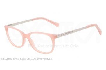 Armani Exchange AX3005 Bifocal Prescription Eyeglasses 8039-52 - Wild Thistle Frame