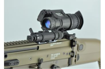 4-Armasight AIM PRO Advance Integrated Mount for 1x Night Vision Monoculars