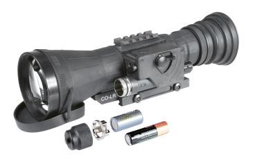 3-Armasight Long Range Night Vision Scope Clip On, Gen3