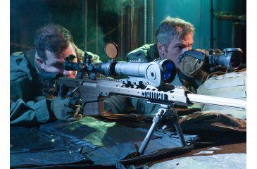 Armasight CO-LR-3P MG Night Vision Long Range Clip-On System w/Manual Gain HP ITT Gen 3, 64-72 lp/mm PINNACLE NSCCOLR001P9DA1