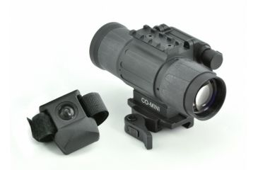 Armasight CO-Mini 3 Bravo MG Night Vision Mini Clip-On System Gen 3 w/ Manual Gain NSCCOMINI139DB1