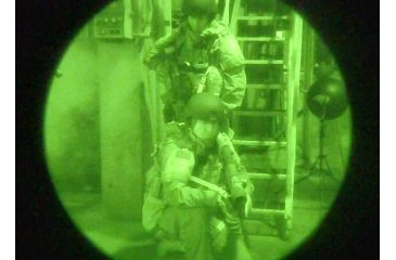 Armasight CO-MR Ghost MG Night Vision Medium Range Clip-On System Gen 3 Ghost White Phosphor w/Manual Gain