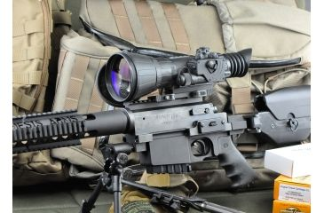 Armasight INTL Vulcan2-IDi MG 2.5-5x - Compact Night Vision Rifle Scope Gen 2Plus Improved Definition w/ Manual Gain NSWVULCAN229II1