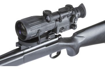 3-Armasight IR810W Detachable Wide Range Angle Adjustable Long Range Infrared Illuminator