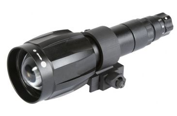 1-Armasight XLR-IR850 Detachable X-Long Range Infrared Illuminator w/Rechargeable Battery and Charger