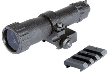 1-Armasight IR850W Detachable Wide Angle Adjustable X-Long Range Infrared Illuminator w/Dovetail to Weaver Transfer Piece #21