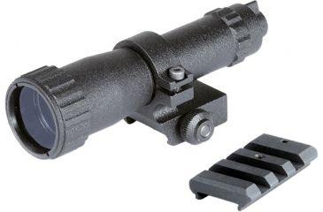 Armasight IR850W Detachable Wide Angle Adjustable X-Long Range Infrared Illuminator w/Dovetail to Weaver Transfer Piece Num21 ANKIW00017