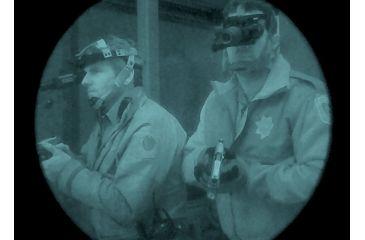 Armasight Nemesis 6X Ghost Night Vision Rifle Scope Gen 3 Ghost White Phosphor