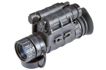 Armasight Nyx14-SD Gen 2+ Night Vision Multi-Purpose 5x2x3 Monocular Standard Definition w/ Free Headgear, 45-50 lp/mm, Black NSMNYG140126DS1