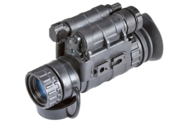 Armasight Nyx14-HD Gen 2+ Night Vision Multi-Purpose 5x2x3 Monocular High Definition w/ Free Headgear, 51-72 lp/mm, Black NSMNYG140126DH1