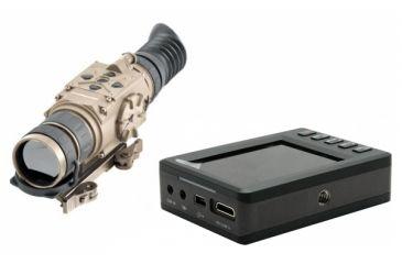 1-Armasight Zeus 336 3-12x50 (60 Hz) Thermal Imaging Weapon Sight, FLIR Tau 2 336x256 (17µm) 60Hz Core, 50mm Lens