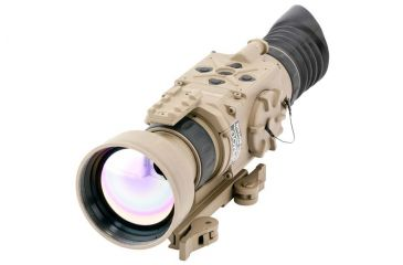 1-Armasight OPMOD Zeus 7 Thermal Imaging 7-14x75 Weapon Sight, FLIR Tau 2 Core, Tan