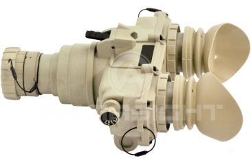 Armasight PVS-7 Ghost MG TAN Night Vision Goggles Gen 3 Ghost White Phosphor w/ Manual Gain, Tan NAMPVS7001G7DA2