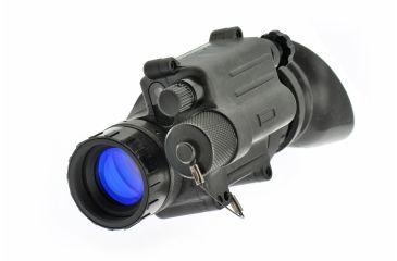 Armasight PVS14 Ghost MG Gen 3 Night Vision Monocular w/ 3X Lens and AIM-L, Black NAMPVS1401KIT02