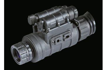 Armasight Sirius QS MG Multi-Purpose Night Vision Monocular Gen 2+ Quick Silver White Phosphor Manual Gain, Black NSMSIRIUS1QMDI1