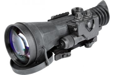 Armasight Vulcan 4.5x QS MG - Compact Professional Night Vision Rifle Scope Gen 2+ Quick Silver White Phosphor w/ Manual Gain NRWVULCAN4Q9DI1