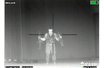Armasight Zeus 4 Thermal Imaging 42mm Rifle Scope