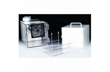 Armor Forensics Swab Dryer W/rack & Timer - 3-3600