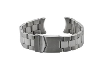 Armourlite Professional Series Watch Band - Stainless Steel, Silver, Small AL40SS