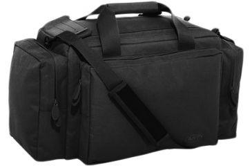 Arness Tac600 Shooters 13 5inx8inx9in Nylon Range Bag Black 11208