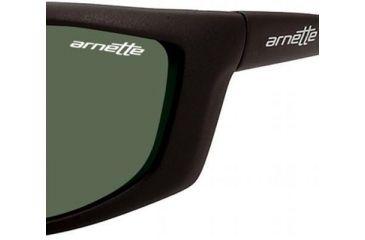 Arnette swinger matte black g-15xlt