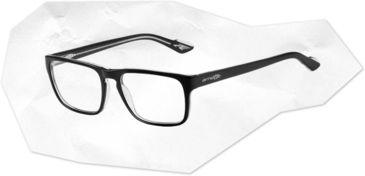 Arnette Arnette Holly Eyeglasses, Top Black On Crystal AN7050-0154BI