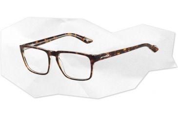 Arnette Arnette Holly Eyeglasses, Top Havana On Crystal AN7050-0452BI