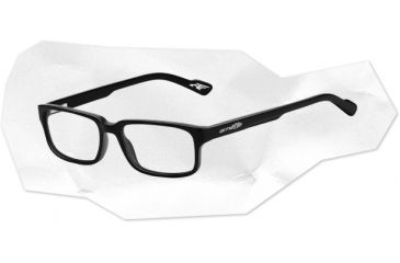 Arnette Arnette Mixer Eyeglasses, Black SV-AN7057-0151