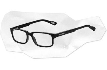 Arnette Arnette Mixer Eyeglasses, Black SV-AN7057-0153
