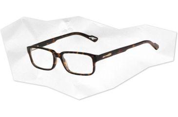 Arnette Arnette Mixer Eyeglasses, Dark Havana AN7057-0351