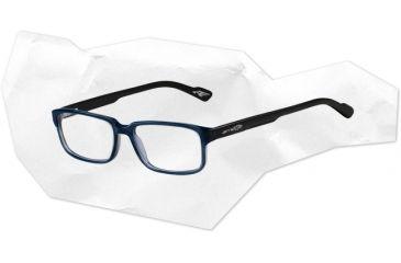 Arnette Arnette Mixer Eyeglasses, Translucent Blue SV-AN7057-0551